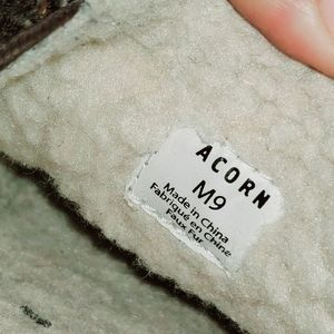 Acorn Shoes - Acorn Slip On Indoor Outdoor Slippers House Shoes